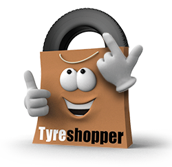 Tyre Shopper Bagman Transparent