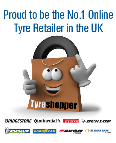 Buy with confidence from the UK's No.1 tyre retailer