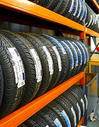 107. Tyres For Sale 1