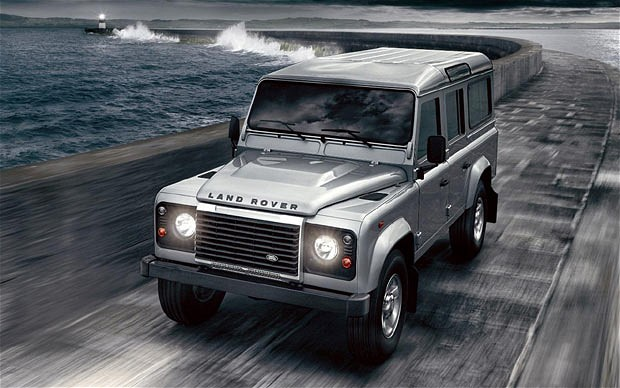 49. Land Rover Tyres 2