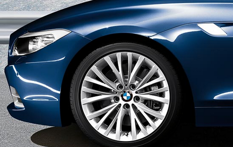 searching for bmw run flat tyres?