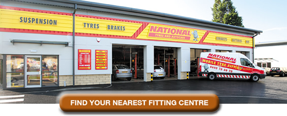 Find your nearest fitting centre