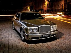 Bentley Arnage Tyres