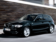 BMW 1 Series tyres