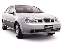 Daewoo Lacetti Tyres