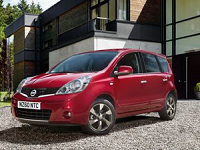 Nissan Note Tyres