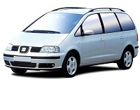 Seat Alhambra Tyres