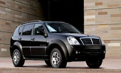 Ssang Yong Rexton Tyres