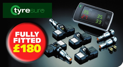 The Tyresure Tpms System Monitors The Tyre Pressure And Heat Levels Continuously It Is Capable Of Creating A Visual And An Auditory Alert Within   Second